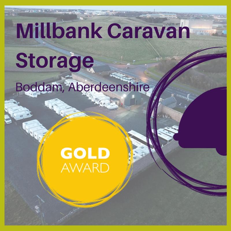 Millbank Caravan Storage