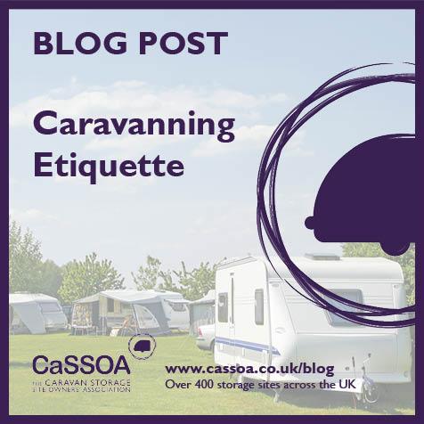 Caravanning Etiquette