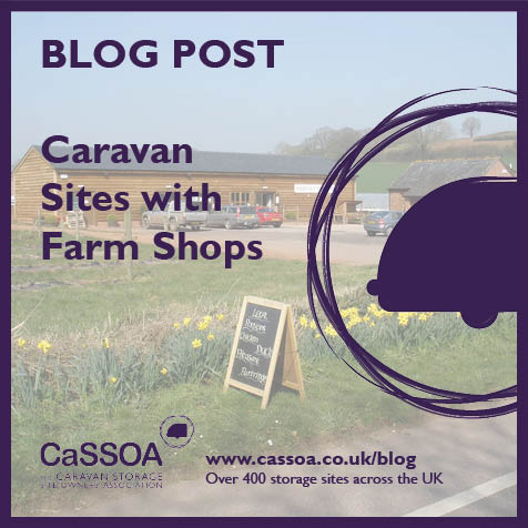 Caravan Sites with Farm Shops