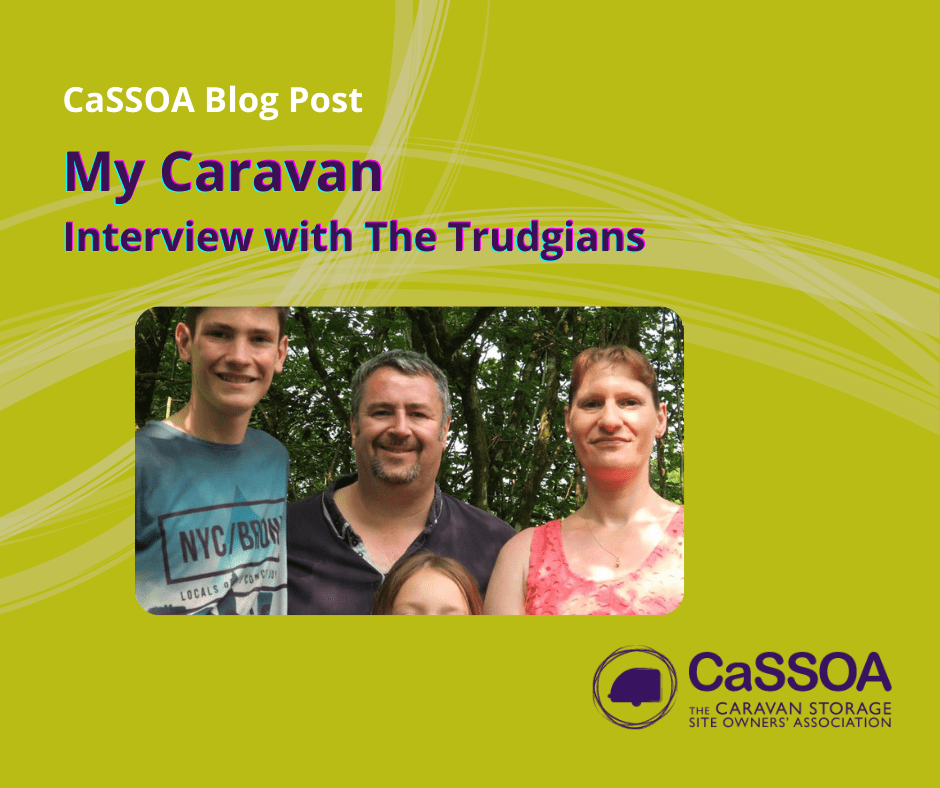 Interview with The Trudgians