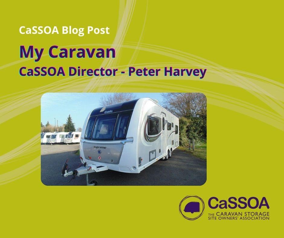 My Caravan Peter Harvey